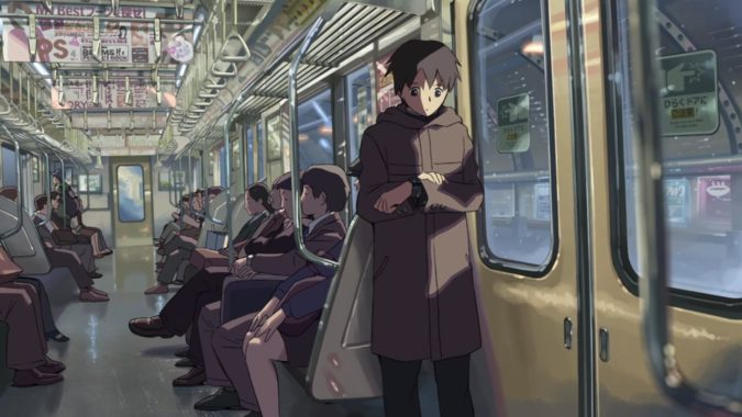 Review 5 centimeters per second
