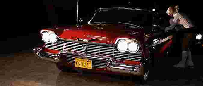 Christine film beste Stephen King verfilming