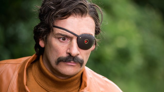 Review Mindhorn
