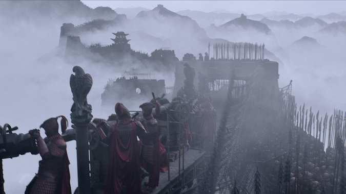 Review The Great Wall