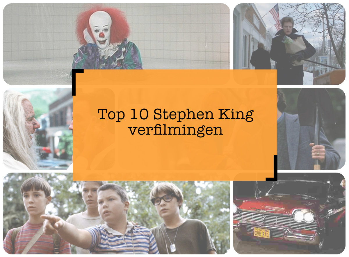 Top10 Stephen King films verfilmingen