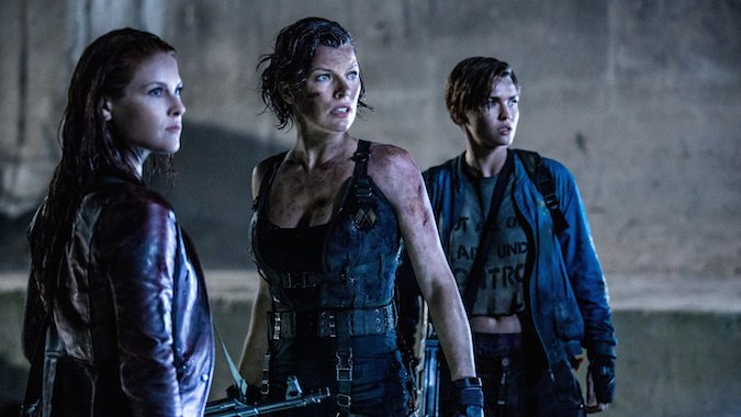 Review Resident Evil the FInal Chapter