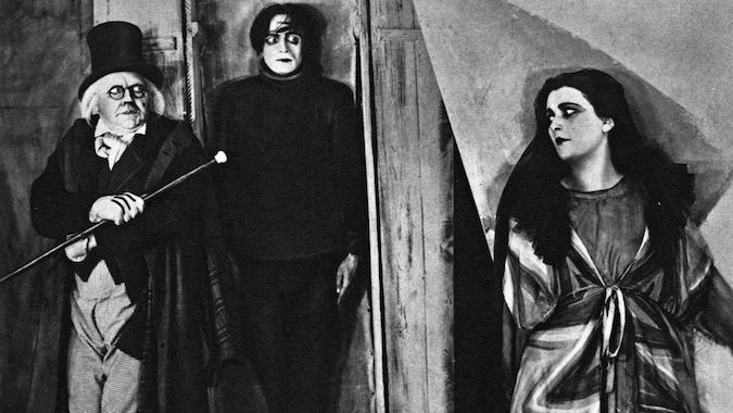 Recensie The Cabinet of Dr.Caligari
