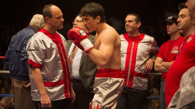 Recensie Bleed for this