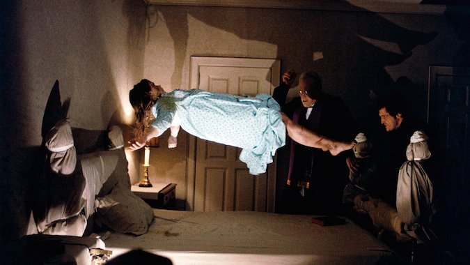 The Exorcist beste horrorfilm ooit