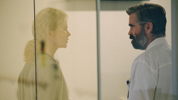 Recensie The Killing of a Sacred Deer