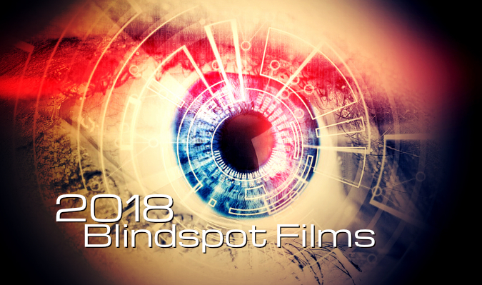 2018 Blindspot films