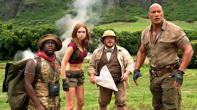 Recensie Jumanji Welcome to the Jungle